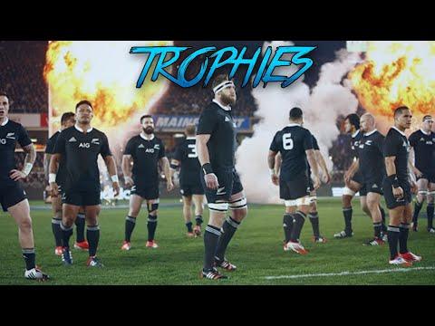 "Rugby Pump Up Mix 2016 | ""Trophies"" | Motivational ᴴᴰ"