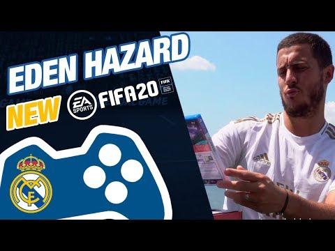 NEW FIFA 20 Cover, Eden Hazard!