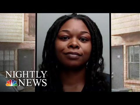 Substitute Teacher Caught Beating Female Special Needs Student On Camera | NBC Nightly News
