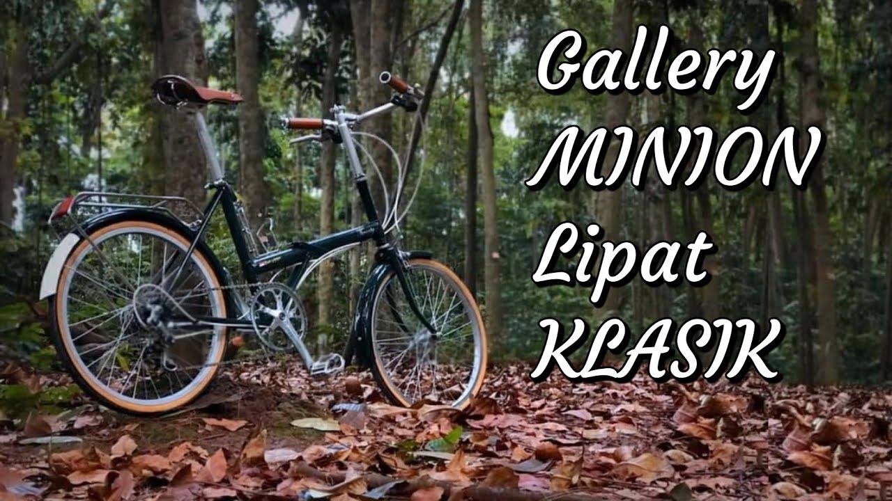 Gallery Minion Sepeda Lipat Klasik Minitrek Youtube