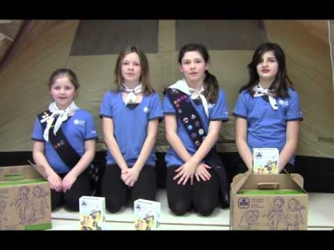 Girl Guides - Camp