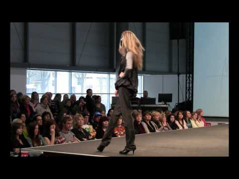 """BRICE MENSAH - fashion show collection """"Winter and the City"""""""