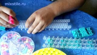 Аксессуары для вязания браслетов Rainbow Loom. Обзор от mixstile.ru