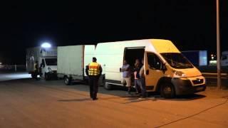 Deutschland macht die Grenzen dicht! Grenzkontrolle bei Piding