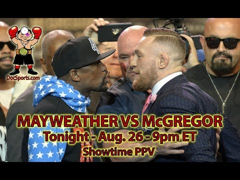 Tony George - McGregor vs Mayweather plus FREE NFLX Play