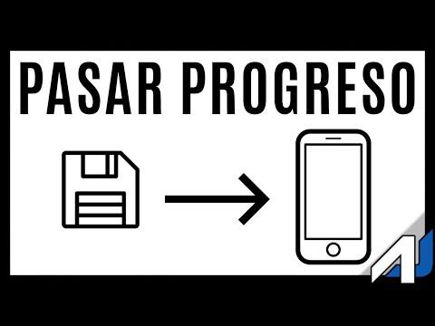 📱 Como Pasar El Progreso De Un JUEGO A Otro Celular [2019]