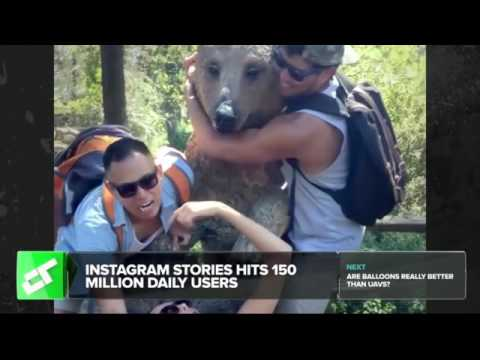 Instagram Stories Hits 150 Million Daily Users   Crunch Report