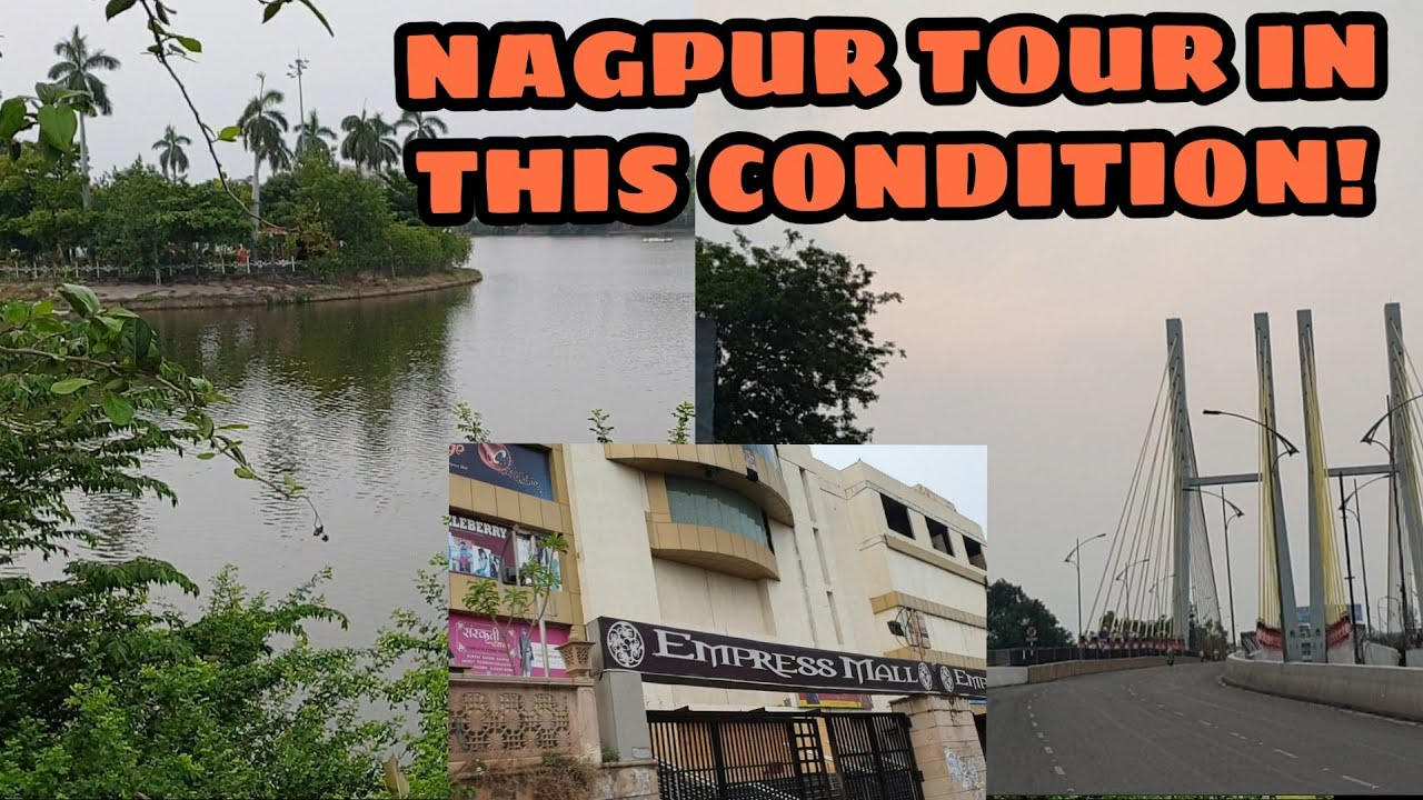 CLEANEST Lake of NAGPUR// CYCLE PE NAGPUR TOUR//NAGPUR CHA KARTIK #lakeside #cycling #lockdown