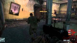 Black Ops Zombie (Triple Commentary)