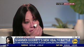 Baixar Shannen Doherty Stage 4 Cancer Interview