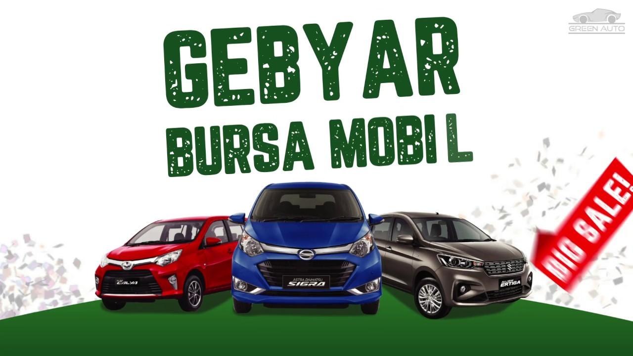 Bursa Mobil Murah...11-12 Juli 2020, datang dan buktikan harga murah serta kualitas mobilnya...