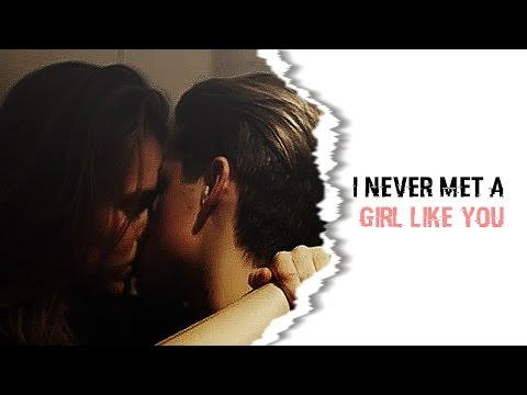 ■ Chris + Eva » I never met a girl like you