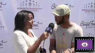 Kel Mitchell The Long Beach Gospel Fest Official Interview