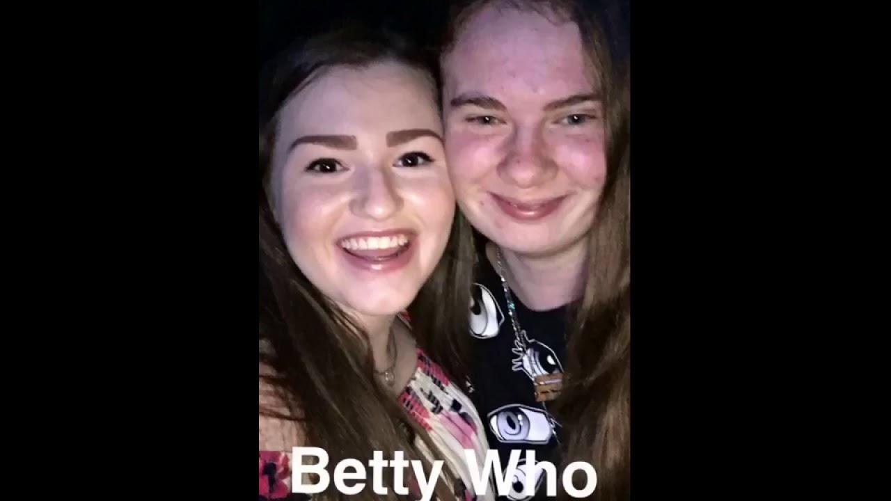 Snapchat Betty Who nude photos 2019