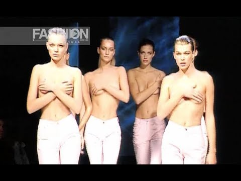 GIANFRANCO FERRE' Spring 1997 Milan - Fashion Channel