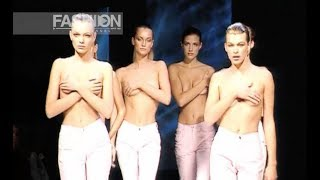 Cover images GIANFRANCO FERRE' Spring Summer 1997 Milan - Fashion Channel