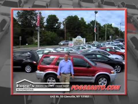 Foggs Automotive Inventory >> Fogg Auto Sep 09 Used Preowned Cars Albany Glenville Ny
