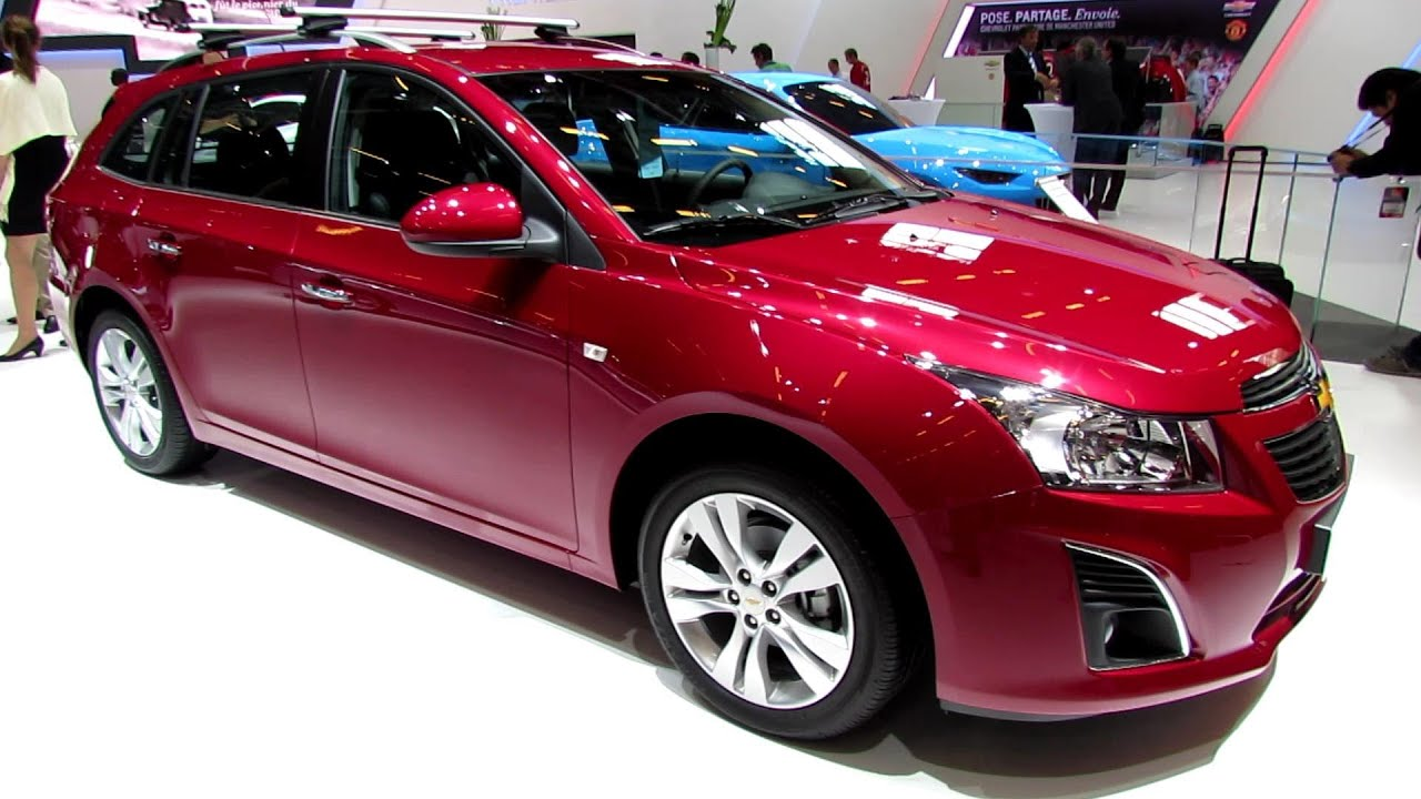 2013 Chevrolet Cruze LTZ Hatchback   Exterior And Interior Walkaround   2012  Paris Auto Show   YouTube