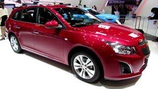 Chevrolet Cruze Hatchback 2012 Videos