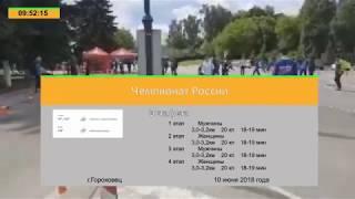 Чемпионат России (Эстафета) г.Гороховец