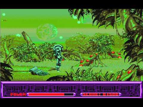 Metal Mutant, Atari ST - Overlooked Oldies
