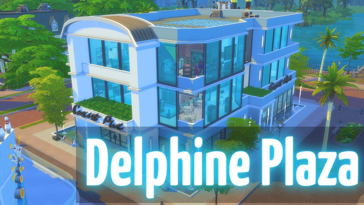 The Sims 4 Shopping Mall Build!  </p> </div><!-- .entry-content -->  </div> <!-- /.card-body -->    </article><!-- #post-7716 -->  <nav class=