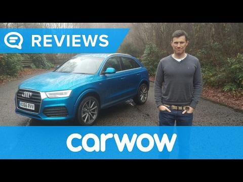 Audi Q3 SUV 2017 review | Mat Watson Reviews