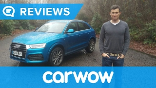 Audi Q3 2018 SUV in-depth review | Mat Watson Reviews