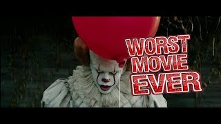 IT - WORST MOVIE EVER - SHREDS!