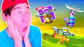 MEJORES MOMENTOS y FAILS con *MINI DROPS* FORTNITE Battle Royale *EPIC FAILS*