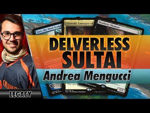 Sultai Delverless - Legacy | Channel Mengucci