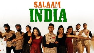 Salaam India Music Video feat. The Shake Group | #HappyIndependenceDay
