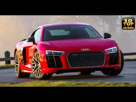 Top 10 Most Beautiful Cars In The World 2017 || Top 10 AutoMobiles