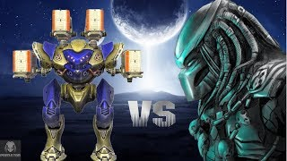 3 EXO Clan Members Team Up Against PREDATOR In FFA | Caught Cheating | War Robots