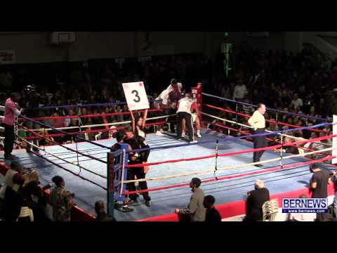 Perozzi Nelson Fight Night Knock Downs, Feb 2 2013
