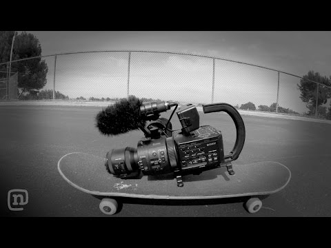 Learn How to Film Skateboarding Like a Pro w/ NKA