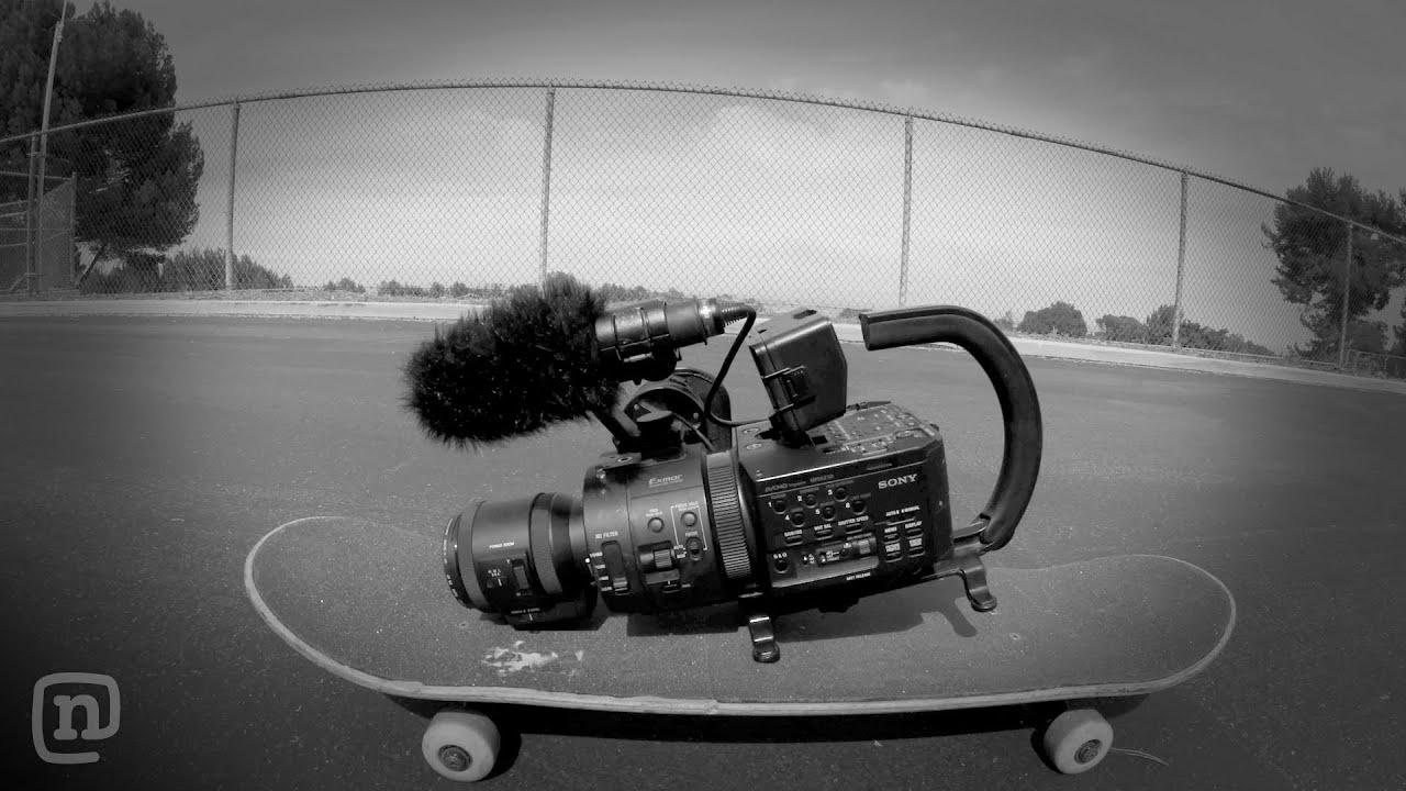 How to Film Skateboarding pics