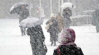 Якою буде зима 2017-2018 в Україні? Такого холоду не було останні 100 років...