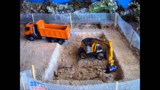 diorama a escala 1/50 excavación  parte 2-6 thumbnail