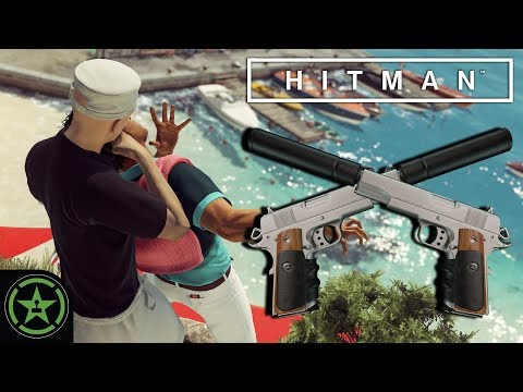 Let's Watch - Hitman Escalation - Pipe Dreams (#1)
