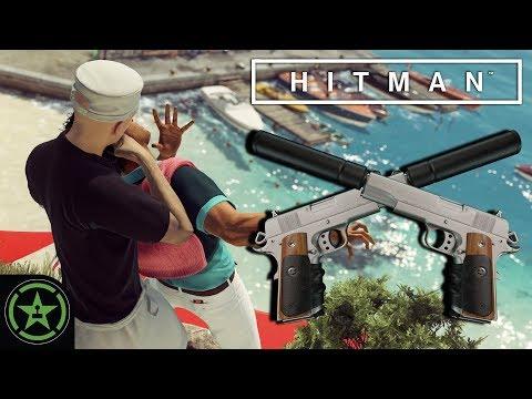 Lets Watch  Hitman Escalation  Pipe Dreams #1