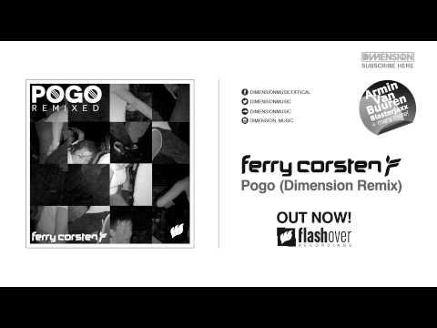 OUT NOW! Ferry Corsten - Pogo (Dimension Remix) #CorstensCountdown (x3) #ASOT690