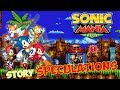 Sonic Mania PLUS - Gameplay/Story Speculations..IS ENCORE MODE CANON?
