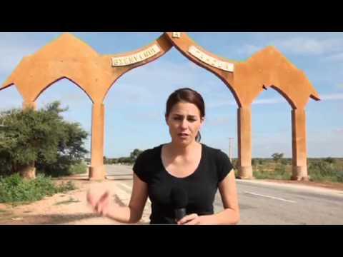 Kim Vinnell, video from Niger