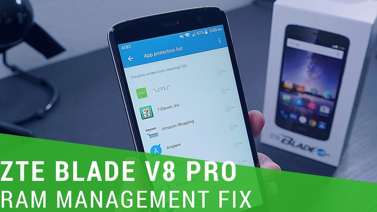 How to fix the ZTE Blade V8 Pro's biggest issue