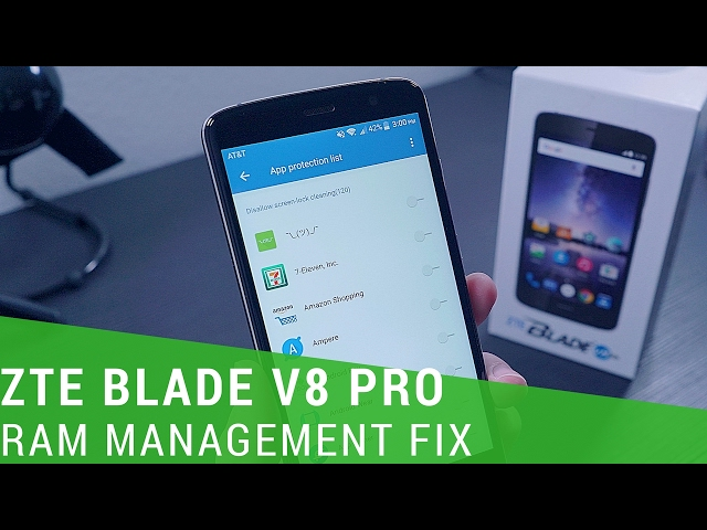 The #1 thing every ZTE Blade V8 Pro owner should do [VIDEO]
