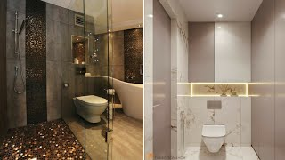 200 Small bathroom design ideas - Bathroom tiles 2020