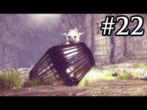 The Last Guardian - Getting Out Of The Cage - Walkthrough Part 22