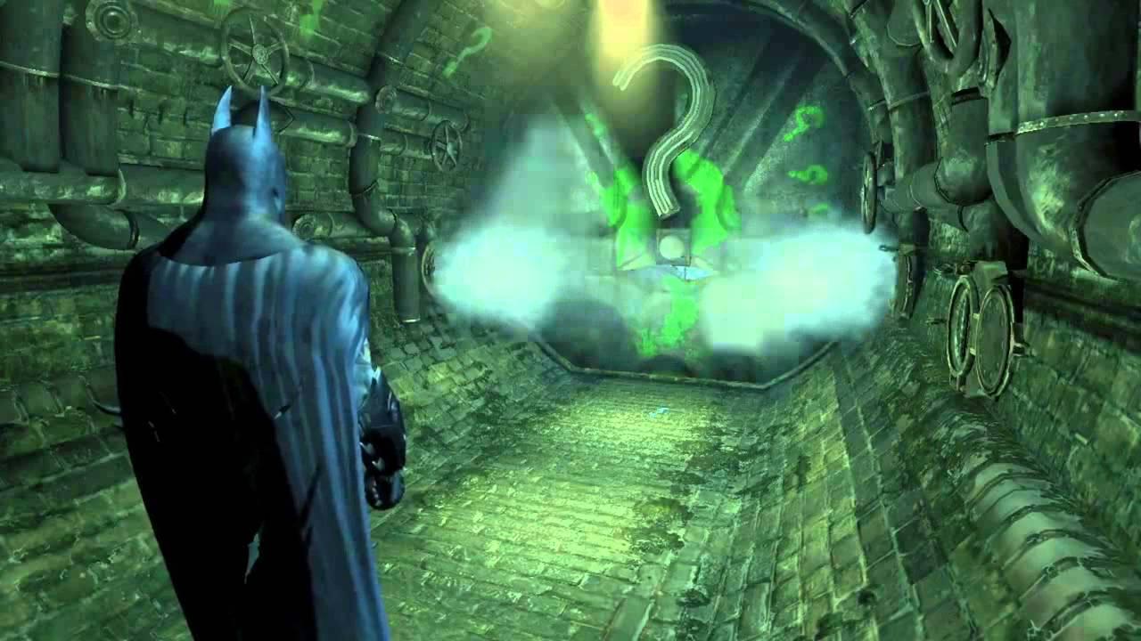 Batman: Arkham City Riddler guide: Page 28 | GamesRadar+