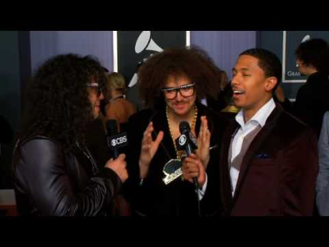 52nd Grammy Awards - LMFAO Interview